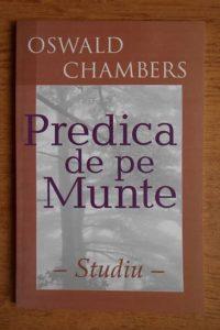Predica de pe munte, Oswald Chambers, Studiu